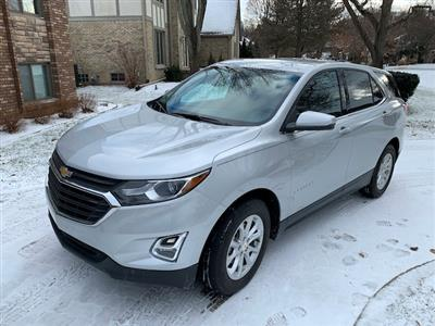 2018 Chevrolet Equinox lease in Northville,MI - Swapalease.com