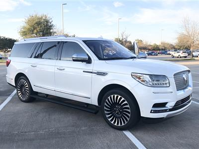 2018 Lincoln Navigator L lease in Cypress,TX - Swapalease.com