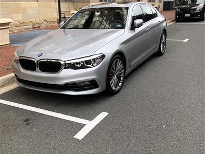 2017 BMW 5 Series lease in Reston,VA - Swapalease.com