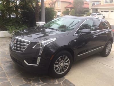 2018 Cadillac XT5 lease in HUNTINGTON BEACH,CA - Swapalease.com