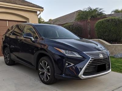 2019 Lexus RX 350L lease in Riverside,CA - Swapalease.com