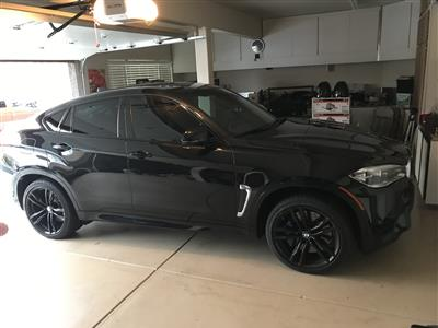 2018 BMW X6 M lease in Roseville,CA - Swapalease.com