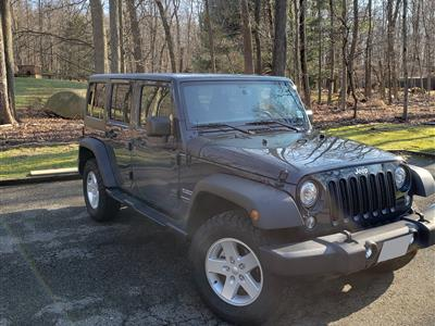 2018 Jeep Wrangler lease in Boonton,NJ - Swapalease.com