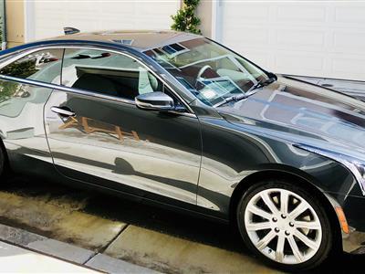 2018 Cadillac ATS lease in Menlo Park,CA - Swapalease.com