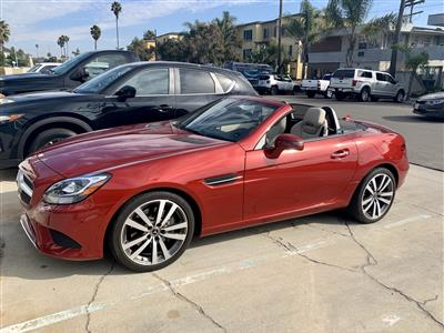2019 Mercedes-Benz SLC Roadster lease in San Diego,CA - Swapalease.com