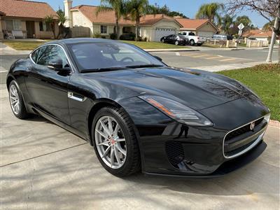 2018 Jaguar F-Type lease in Riverside,CA - Swapalease.com