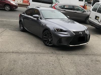 2018 Lexus IS 300 F Sport lease in Jackson Heights,NY - Swapalease.com