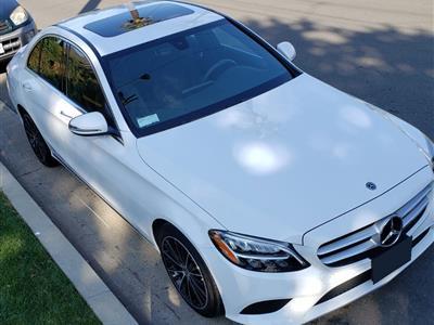 2019 Mercedes-Benz C-Class lease in Orange,CA - Swapalease.com