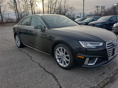 2019 Audi A4 lease in NJ NY PA CT,NJ - Swapalease.com