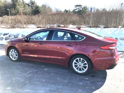 2019 Ford Fusion Hybrid lease in Portage,MI - Swapalease.com