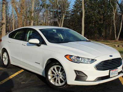2019 Ford Fusion Hybrid lease in North Royalton,OH - Swapalease.com