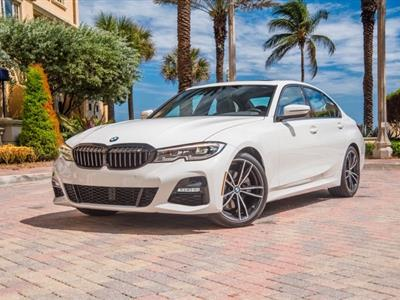 2020 BMW 3 Series lease in Sunny Isles Beach,FL - Swapalease.com