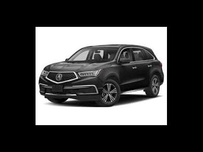 2018 Acura MDX lease in Austin,TX - Swapalease.com