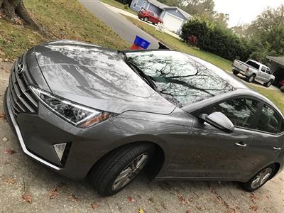 2019 Hyundai Elantra lease in Gainesville,FL - Swapalease.com