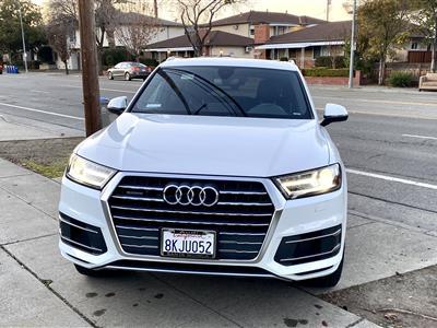 2019 Audi Q7 lease in Campbell,CA - Swapalease.com