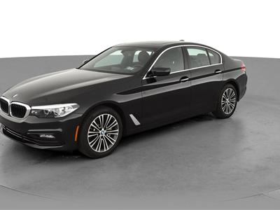 2017 BMW 5 Series lease in The Woodlands,TX - Swapalease.com