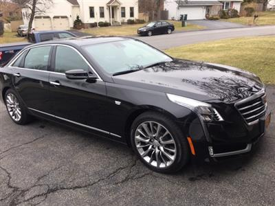 2018 Cadillac CT6 lease in Delmar,NY - Swapalease.com