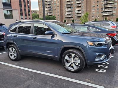2019 Jeep Cherokee lease in Bronx,NY - Swapalease.com