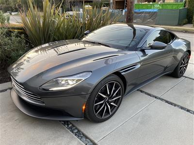 2018 Aston Martin DB11 lease in Los Angeles,CA - Swapalease.com