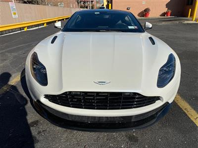2018 Aston Martin DB11 lease in Brooklyn,NY - Swapalease.com
