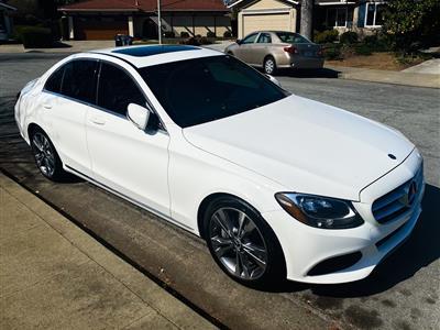 2018 Mercedes-Benz C-Class lease in Santa Clara,CA - Swapalease.com