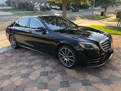 2018 Mercedes-Benz S-Class lease in Playa Del Rey,CA - Swapalease.com