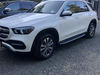 2020 Mercedes-Benz GLE-Class lease in Purchase,NY - Swapalease.com