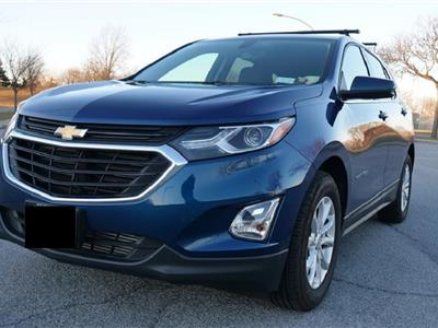 2019 Chevrolet Equinox lease in Dix Hills,NY - Swapalease.com