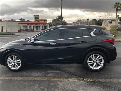 2018 Infiniti QX30 lease in Las Vegas,NV - Swapalease.com