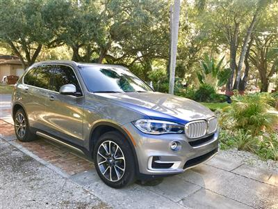 2018 BMW X5 lease in Tampa,FL - Swapalease.com