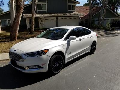 2018 Ford Fusion Hybrid lease in Lake Forest,CA - Swapalease.com