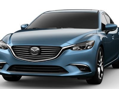 2017 Mazda MAZDA6 lease in Paso Robles,CA - Swapalease.com