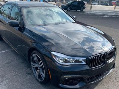 2019 BMW 7 Series lease in Woodland Hills ,CA - Swapalease.com