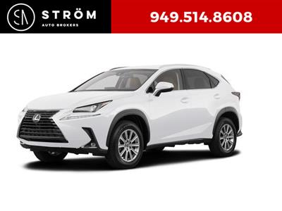 2020 Lexus NX 300 lease in Southern,CA - Swapalease.com