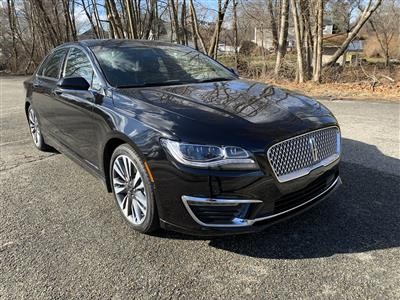 2019 Lincoln MKZ lease in Prospect Park,NJ - Swapalease.com