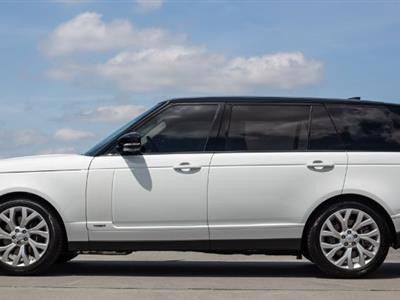 2019 Land Rover Range Rover lease in Lake Losegl,OR - Swapalease.com