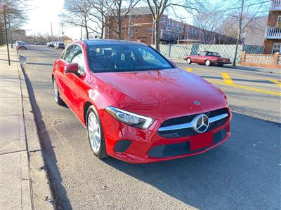 2019 Mercedes-Benz A-Class lease in Queens,NY - Swapalease.com
