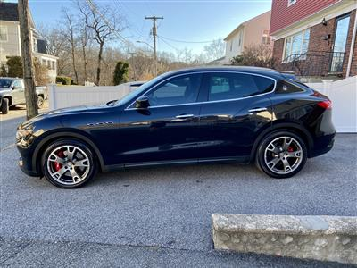 2017 Maserati Levante lease in Yonkers,NY - Swapalease.com