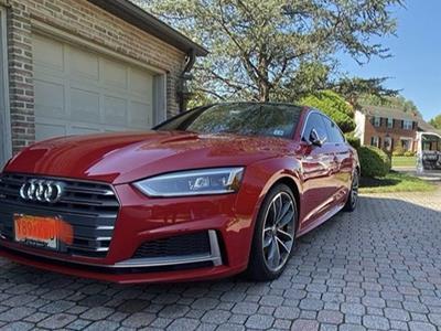 2019 Audi S5 Sportback lease in Cherry Hill,NJ - Swapalease.com