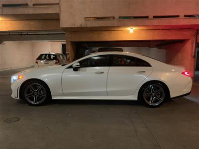 2019 Mercedes-Benz CLS Coupe lease in West Hollywood ,CA - Swapalease.com