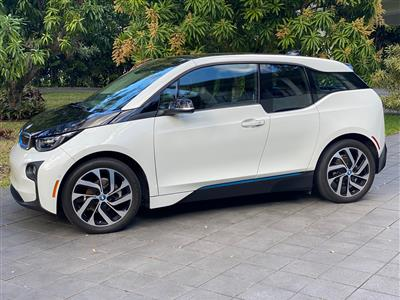 2017 BMW i3 lease in Pinecrest,FL - Swapalease.com