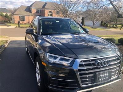2018 Audi Q5 lease in Yardley,PA - Swapalease.com