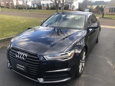 2018 Audi A6 lease in Yardley,PA - Swapalease.com