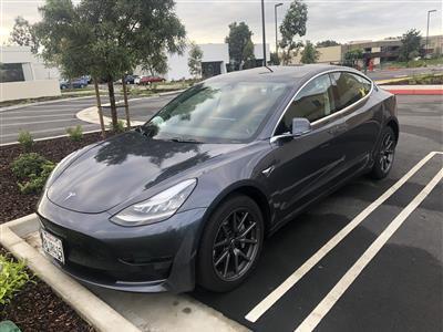 2019 Tesla Model 3 lease in Lake Forest,CA - Swapalease.com