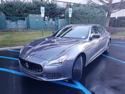 2019 Maserati Quattroporte lease in Cliffside,NJ - Swapalease.com