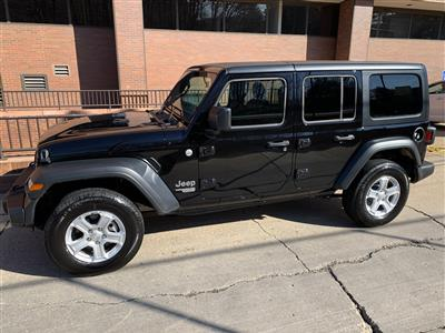 2018 Jeep Wrangler Unlimited lease in Washington,DC - Swapalease.com