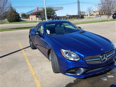 2018 Mercedes-Benz SLC Roadster lease in Fort Worth,TX - Swapalease.com