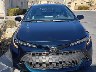 2019 Toyota Corolla Hatchback lease in Las Vegas,NV - Swapalease.com