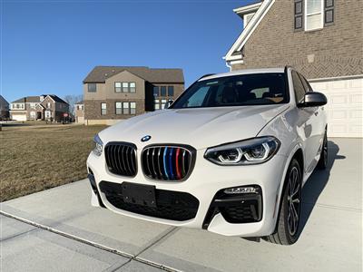 2018 BMW X3 lease in Mason,OH - Swapalease.com