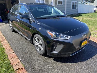 2019 Hyundai Ioniq Electric lease in Westbury,NY - Swapalease.com